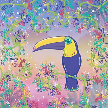 Toucan Can Do It 2! by vanillakirsty