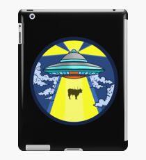UFO UFO UFO iPad Case/Skin