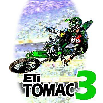 Verrückter Eli Tomac Supercross von thatyoungyork