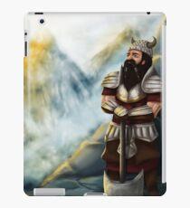 Aris the Dwarf iPad Case/Skin