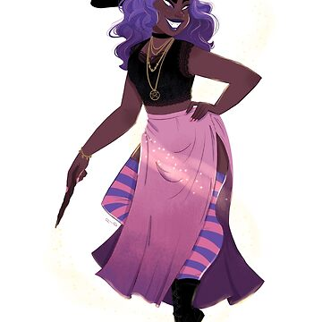 Cheshire Cat Witch by mustashleigh