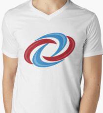 Henry Danger Logo Men's V-Neck T-Shirt