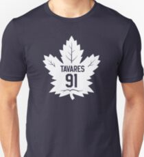 John Tavares Maple Leafs logo Unisex T-Shirt
