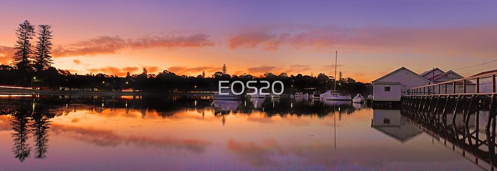Mosman Bay At Dusk  by EOS20