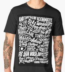 Vine App Art  Men's Premium T-Shirt
