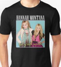 Hannah Montana - 90's inspired design Unisex T-Shirt