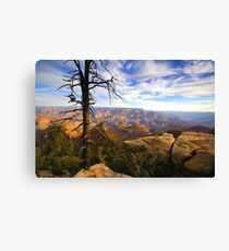 """""""The Grand View"""" Canvas Print"""