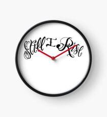 Lewis Hamilton - STILL I RISE Clock