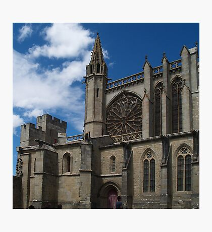 St. Nazarius, Carcassonne Photographic Print