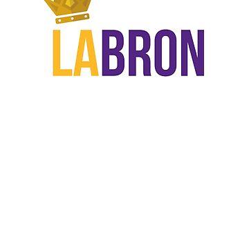 Lebron James - LaBron by xavierjfong
