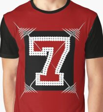 The Edge 7 Slane Castle Grafik T-Shirt