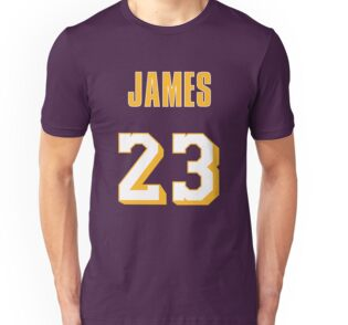 90c2c5d7d8b5 LeBron James Throwback Lakers Jersey 2