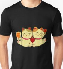 "FortuNeko - ""Toffee & Candy"" Unisex T-Shirt"