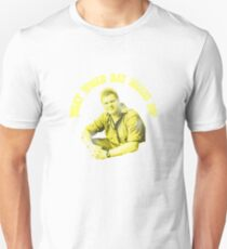 What would Ray Mears Do? Unisex T-Shirt