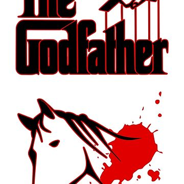 The Godfather Horse Head by natbern