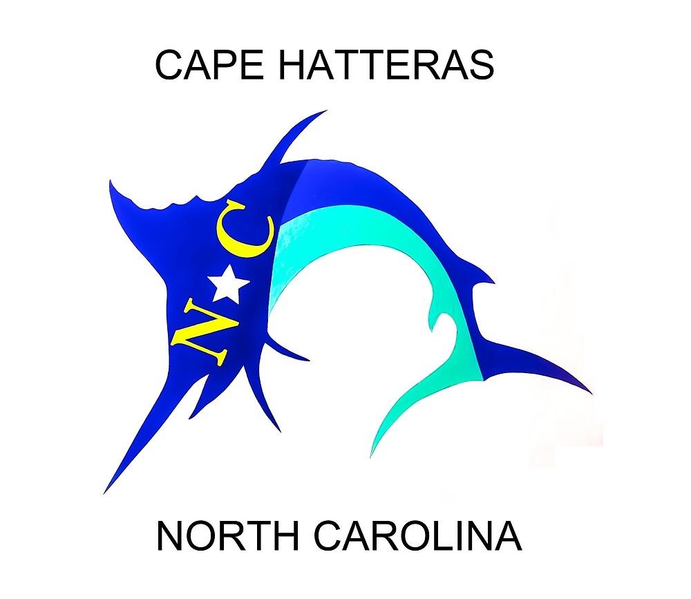 Nautical Blue Marlin (Cape Hatteras, NC) by barryknauff