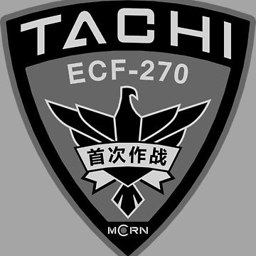 MCRN Tachi Crest Low Viz (Screen Accurate) by Tzsycho