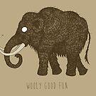 Wooly Good Fun by djrbennett