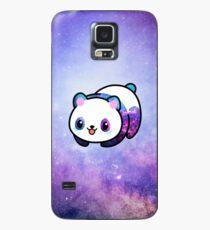Kawaii Galactic Mighty Panda Funda/vinilo para Samsung Galaxy