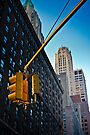 Lexington Avenue, the Waldorf Hotel by Cvail73
