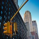 Lexington Avenue, the Waldorf Hotel by Cvail73