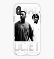 Larger Than Steven Seagal iPhone Case