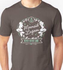 Mermaid Lagoon // Never Land // Peter Pan T-Shirt