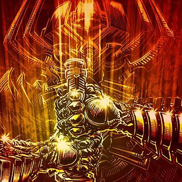 Samurai Swordstroke by Evmo