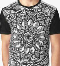 mandala flower Graphic T-Shirt