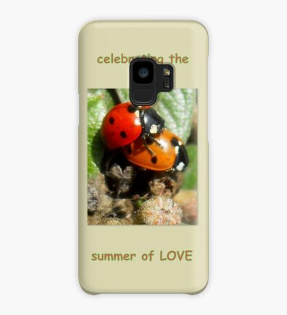 Celebrating the summer of LOVE Case/Skin for Samsung Galaxy
