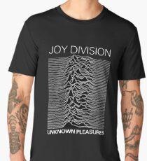 Joy Division Unknown Pleasures  Men's Premium T-Shirt