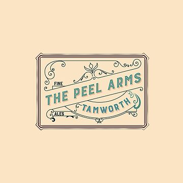 Old Staffordshire Pubs-The Peel Arms-Tamworth by broadmeadow