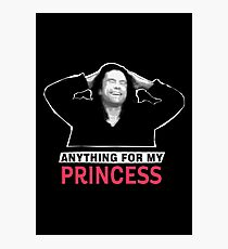 The Room - Anything for my princess Photographic Print
