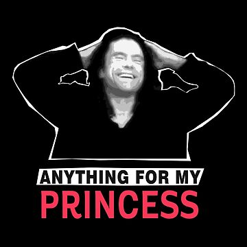 The Room - Anything for my princess by PearShaped
