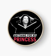 The Room - Anything for my princess Clock