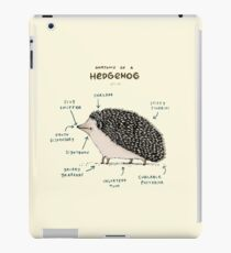Anatomy of a Hedgehog iPad Case/Skin