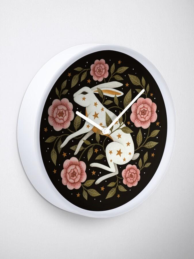 Alternate view of Entangled Clock