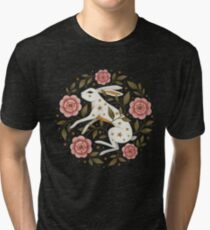 Entangled Tri-blend T-Shirt