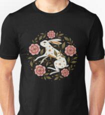 Verstrickt Slim Fit T-Shirt