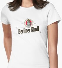 Berliner Kindl Women's Fitted T-Shirt