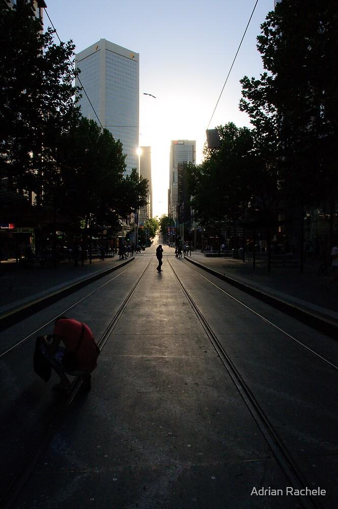 Melbourne through and through by Adrian Rachele