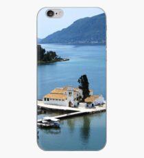 PONTIKONISSI, CORFU iPhone Case