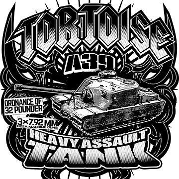 A39 Tortoise by deathdagger