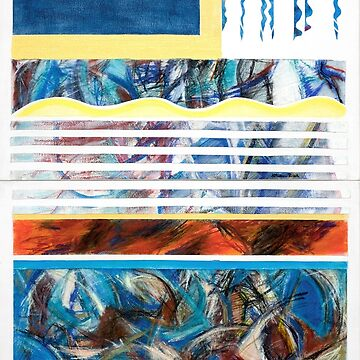 Layers - Beneath the surface (Panels 1 and 3) by artropica