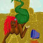 Mermaid Virgo by jakigriot