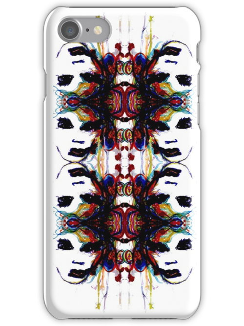 Multiple Faces of Gemini by Alyssa Pyritz