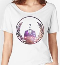 Cosmic Anonymous Women's Relaxed Fit T-Shirt