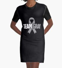 Team - Aphasia Awareness Gift Graphic T-Shirt Dress