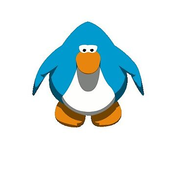 Club Penguin Phone Case by Daniel-Hoving