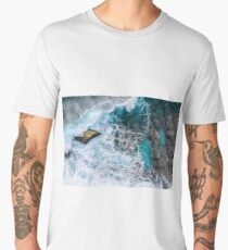 Shallow sea Men's Premium T-Shirt